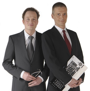 Das Unternehmerteam von tausend-talente.de - Medizin trifft auf Informationstechnologie!